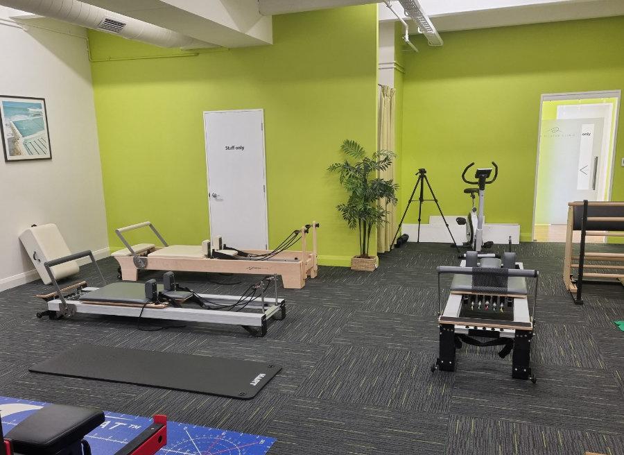 Pilates Reformer Virtual Showroom